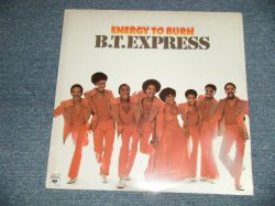 "画像1: B. T. EXPRESS - ENERGY TO BURN (SEALED) / US AMERICA REISSUE ""BRAND NEW SEALED"" LP"