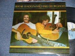 画像1: BERNIE LEADON MICHAEL GEORGIADES - NATURAL PROGRESSIONS (MINT-/MINT) /1977 US AMERICA ORIGINAL Used LP