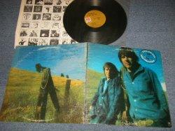 """画像1: ENGLAND DAN and JOHN FORD COLEY - ENGLAND DAN and JOHN FORD COLEY (Ex-/MINT- EDSP)  / 1971 US AMERICA ORIGINAL """"BROWN LABEL"""" Used LP"""