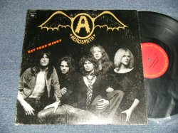 画像1: AEROSMITH - GET YOUR WINGS (Ex/Ex+++) / 1976 US AMERICA REISSUE Used LP