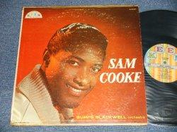 """画像1: SAM COOKE - SAM COOKE (Debut Album) (Ex-/Ex++ TAPESEAM) / 1958 US AMERICA ORIGINAL 1st Press """"COLOR Label"""" MONO Used LP"""