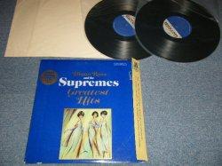 画像1: DIANA ROSS and THE SUPREMES - GREATEST HITS (With PIN-UP S)  ( Ex++/Ex++ Looks:Ex++ EDSP) / 1967 US AMERICA ORIGINAL Used 2-LP