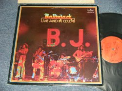 画像1: BALLIN' JACK - LIVE AND IN COLOR (FUNKY BLUES ROCK) (Ex++/MINT- BB) /1974 US AMERICA ORIGINAL Used LP