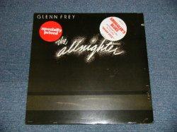 """画像1: GLENN FREY of EAGLES - The ALLNIGHTER (SEALED Cut Out)  /  US AMERICA REISSUE  """"BRAND NEW SEALED"""" LP"""