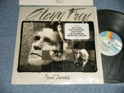 画像1: GLENN FREY of EAGLES - SOUL SEARCHIN' (MINT-/MINT) /1988 US AMERICA ORIGINAL Used LP