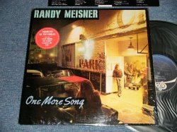 画像1: RANDY MEISNER (of EAGLES or POCO) - ONE MORE SONG (MINT/MINT-) / US AMERICA REISSUE Used LP
