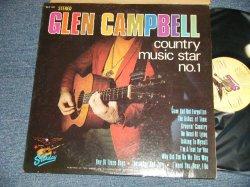 画像1: GLEN CAMPBELL - COUNTRY MUSIC STAR NO.1 (Ex++/Ex+++)  / 1969 US AMERICA ORIGINAL  Used LP
