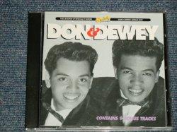 画像1: DON & DEWEY - JUNGLE HOP (Ex+++/MINT-) / 1991 US AMERICA ORIGINAL Used CD