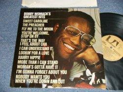 画像1: ost Sound Track BOBBY WOMACK - GREATEST HITS (Ex+++/Ex+++ Cut out) /1974 US AMERICA ORIGINAL Used LP