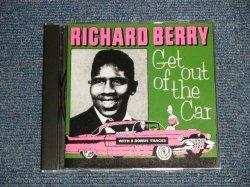 画像1: RICHARD BERRY - GET OUT OF THE CAR (MINT-/MINT) / 1992 US AMERICA ORIGIBAL Used CD