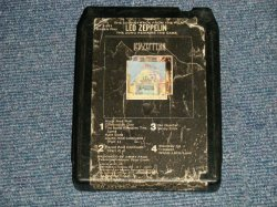 画像1: LED ZEPPELIN - THE SONG REMAIN THE SAME(VG++/?) / 1976 US AMERICA ORIGINAL Used 8 TRACK CARTRIDGE TAPE