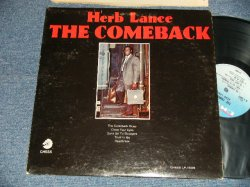 画像1: HERB LANCE - THE COMEBACK (Ex++/Ex+ SWOBC) / 1966 US AMERICA ORIGINAL MONO Used LP