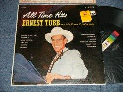 """画像1: ERNEST TUBB - ALL TIME HITS (Ex+++/Ex+++  EDSP)/ 1960 US AMERICA ORIGINAL """"STEREO"""" Used LP"""