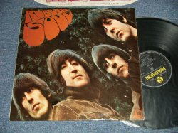 "画像1: THE BEATLES - RUBBER SOUL (Matrix # A) YEX-178-3 GH 2  B) YEX-179-3 GA 2 ) (Ex+++/Ex+++)/ Early 1969 Version UK ENGLAND ORIGINAL ""Yellow Parlophone Label"" STEREO  Used LP"