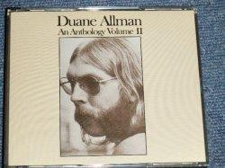 画像1: V.A. Omnibus - DUANE ALLMAN AN ANTHOLOGY VOLUME II (Ex+++/MINT) / US AMERICA ORIGINAL Used 2-CD