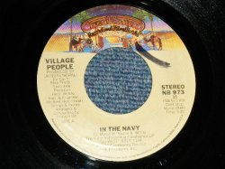 "画像1: VILLAGE PEOPLE - A) IN THE NAVY  B) MANHATTAN WOMAN (Ex++/Ex+) /1979 US AMERICA ORIGINAL Used 7""45"