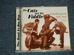 画像1: The CATS And The FIDDLE - WE CATS WILL SWING FOR YOU 1940-1941 VOL.2 (MINT-/MINT) / 2003 UK ENGLAND ORIGINAL Used CD