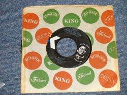 """画像1: JAMES BROWN - A) I CRIED  B) WORLD Pt.2 (Ex+++/Ex+++)  / 1971 US AMERICA ORIGINAL Used 7""""45 Single"""