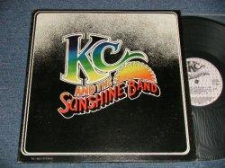 画像1: KC and The SUNSHINE BAND - KC and The SUNSHINE BAND (Ex++/Ex+, Ex+++) / 1975 US AMERICA ORIGINAL Used LP