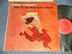 画像1: ROBERT JOHNSON - KING OF THE DELTA BLUES SINGERS ( Matrix # A)2AC/B)2J ) (Ex+++/MINT-) / 1970 Version US AMERICA REISSUE Used LP