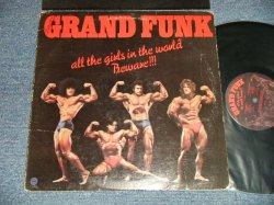画像1: GFR / GRAND FUNK RAILROAD - ALL THE GIRLS IN THE WORLD BEWARE!!!  ( Matrix # A) SO-1-11356 Z1 #1  B) SO-2-11356 Z2 #3 ) (Ex-/Ex+ WOFC) / 1974 US AMERICA ORIGINAL Used LP