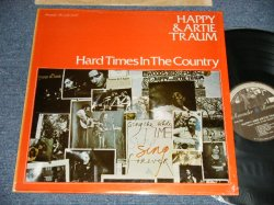 画像1: HAPPY  & ARTIE TRAUM - HARD TIMES IN THE COUNTRY (MINT-/MINT-  )   / 1975 US AMERICA ORIGINAL  Used  LP