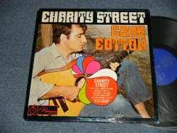 画像1: GENE COTTON - CHARITY STREET (Ex++/Ex+++ Looks:Ex++) / 1968 US AMERICA ORIGINAL Used LP