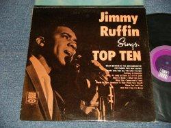 画像1: JIMMY RUFFIN - SINGS TOP TEN (Ex++/Ex++) / 1966 US AMERICA ORIGINAL MONO Used LP