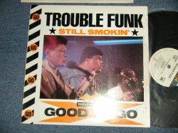 "画像1: TROUBLE FUNK - STILL SMOKIN' (VG+++/MINT-) / 1985 US AMERICA ORIGINAL Used 12"""