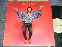 画像1: MAVIS STAPLES - OH WHAT A FEELING (MINT-/MINT-) / 1979 US AMERICA ORIGINALUsed LP
