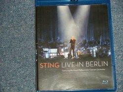 画像1: STING (POLICE) - LIVE IN BERLIN (MINT-/MINT) / 2000 EUROPE? or US?ORIGINAL Used Blu-Ray