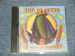 画像1: The BEAUTYS - THING OF BEAUTY (MINT-/MINT) / 2001 US AMERICA ORIGINAL Used CD
