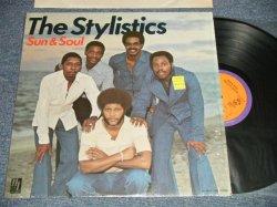 画像1: The STYLISTICS - SUN & SOUL (MINT-/MINT-) / 1977 US AMERICA ORIGINAL Used LP