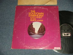 画像1: The SOUL TOWN SYMPHONY - PLAYS THE BEST OF THE DETROIT SOUND (VG+++/Ex+++) / 1969 US AMERICA ORIGINAL Used LP