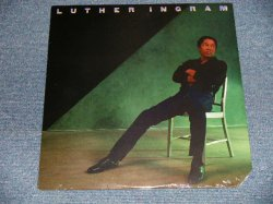 "画像1: LUTHER INGRAM - LUTHER INGRAM (SEALED Cutout) / 1986 US AMERICA ORIGINAL ""BRAND NEW SEALED"" LP"