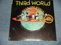 """画像1: THIRD WORLD - ROCK THE WORLD (SEALED) / US AMERICA REISSUE """"BRAND NEW SEALED"""" LP"""