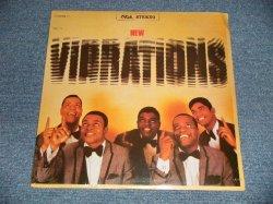 """画像1: VIBRATIONS - NEW VIBRATIONS (SEALED) / 1997 US AMERICA REISSUE """"BRAND NEW SEALED"""" LP"""