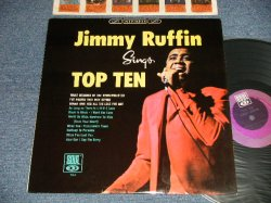 "画像1: JIMMY RUFFIN - SINGS TOP TEN (Ex+++/Ex+++) /1966 US AMERICA ORIGINAL 1st Press ""COLOR COVER""  STEREO Used LP"
