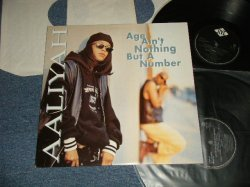 画像1: AALIYA - AGE AIN'T NOTHING BUT A NUMBER (Ex+++/Ex+++ Looks:Ex+) / 1994 EUROPE ORIGINAL Used 2-LP's