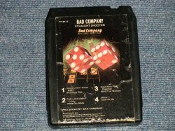 画像1: BAD COMPANY - STRAIGHT SHOOTER (Ex/?  ) / 1976 US AMERICA ORIGINAL Used 8 TRACK CARTRIDGE TAPE