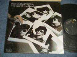 画像1: LOU REED - WALK ON THE WILD SIDE  THE BEST OF (Ex++/MINT-) / 1977 US AMERICA  ORIGINAL Used LP