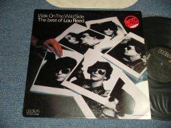 画像1: LOU REED - WALK ON THE WILD SIDE  THE BEST OF (Ex++/MINT-) / 1980 Version US AMERICA  REISSUE Used LP