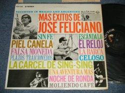 画像1: JOSE FELICIANO - MAS EXITOS DE JOSE FELICIANO (Ex+/Ex++ Looks:Ex+) / 1967 US AMERICA ORIGINAL STEREO Used LP