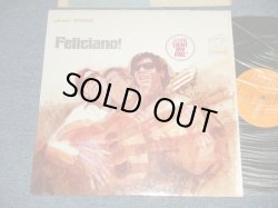 "画像1: JOSE FELICIANO - FELICIANO! (MINT-/MINT-) / 1968 US AMERICA ORIGINAL 2nd Press ""With TITLE on Jacket"" Used LP"