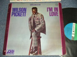"画像1: WILSON PICKETT - I'M IN LOVE (Ex+/Ex+++ A-1:Ex+, Ex+++ Looks:Ex+  BB, EDSP/ 1968 US AMERICA ORIGINAL ""GREEN & BLUE Label""  STEREO Used LP"