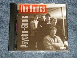 画像1: The SONICS -  PSYCHO SONICS (MINT-MINT) / 2003 UK ENGLAND ORIGINAL Used CD