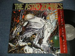 画像1: ASTRO ZOMBIES - CONTROL YOUR MIND (Ex++/MINT) / 1997 GERMAN GERMANY ORIGINAL Used LP
