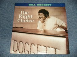 "画像1: BILL DOGGETT - THE RIGHT CHOICE (SEALED) / 1991 US AMERICA ORIGINAL ""BRAND NEW SEALED"" Used LP"