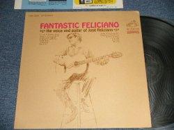 画像1: JOSE FELICIANO - FANTASTIC FELICIANO (Ex++/Ex+++ EDSP, WOBC) / 1966 US AMERICA ORIGINAL STEREO Used LP