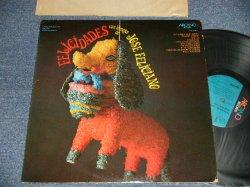 画像1: JOSE FELICIANO - FELICIDADES CON LO MEJOR DE JOSE FELICIANO (Ex++/MINT- EDSP) / 1971 US AMERICA ORIGINAL Used LP
